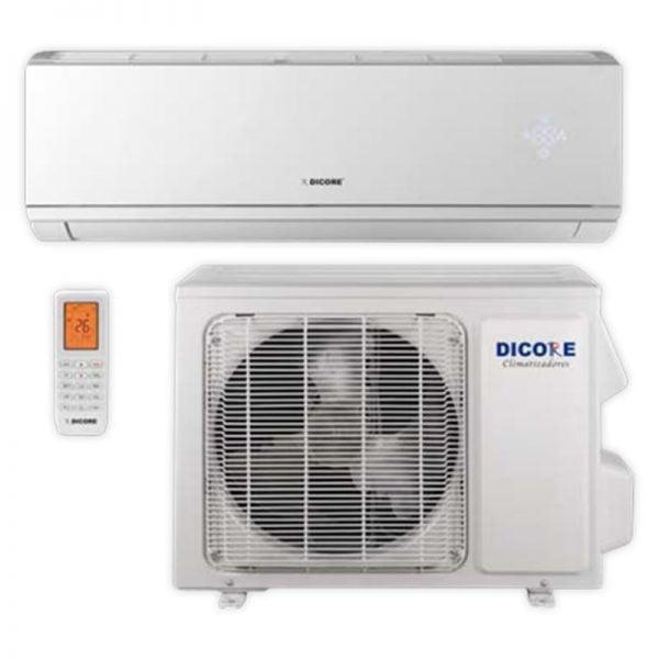 aire acondicionado dicore ASDGR09AYIRDC